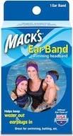 Mack s wax earband swimming headband