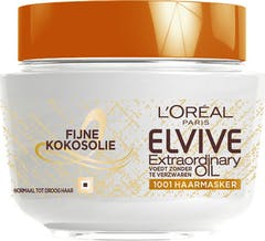 L'Oréal Paris Elvive Haarmasker 300ml Extra Ordinary Oil Kokos