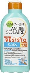 Garnier Ambre Solaire Zonnebrand 200 ml Resisto Kids SPF50+