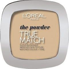 L'oreal Foundation True Match Powder N4 Beige