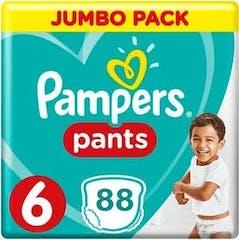 Pampers Baby Dry Pants Maat 6 - 88 Luierbroekjes