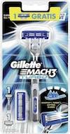Gillette Mach 3 Turbo Scheerapparaat
