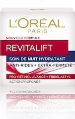 L'Oréal Paris Nachtcrème 50 ml  Revitalift Anti Rimpel