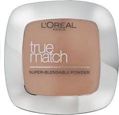 L'Oreal Paris Foundation True Match Powder W5 Golden Sand