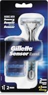 Gillette sensor excel apparat
