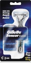 Gillette Sensor Excel Scheerapparaat
