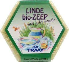 De Traay Bee Honest Bio-Zeep 100 gram Linde & Koninginnegelei