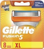 Gillette fusion5 rasierklingen 8 stuck