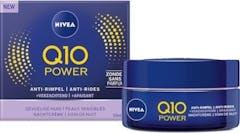 NIVEANachtcrème 50 mlQ10 Power Sensitive 35+
