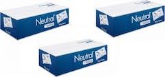 Neutral Baby Billendoekjes Parfumvrij - 24 x 63 stuks - Voordeelverpakking