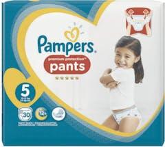 Pampers Premium Protection Pants Maat 5 - 30 Luierbroekjes