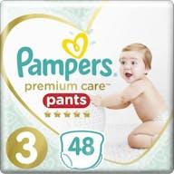 Pampers Premium Care Pants Größe 3 - 48 Windelhöschen