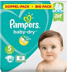Pampers baby dry grosse 5 60 windeln