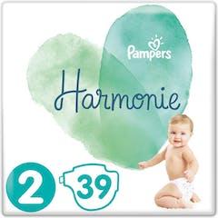 Pampers Harmonie Windeln Große 2 - 39 Windeln