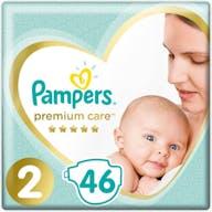 Pampers Premium Care Luiers Maat 2 - 46 Luiers
