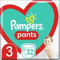 Pampers Pants Maat 3 - 32 Luierbroekjes