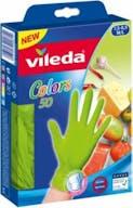 Vileda Handschoenen Colors M/L 50 Stuks