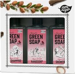 Marcel's Green Soap Cadeauset Argan & Oudh