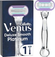 Gillette Venus Deluxe Smooth Platinum Scheermes