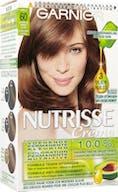 Garnier Nutrisse Permanente Haarkleuring 60 Natuurlijk Donkerblond