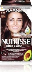 Garnier nutrisse ultra color haartonung 5 25 mahagoni hellbraun