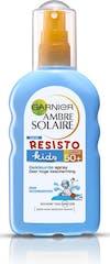 Ambre Solaire Resisto Kids Gekleurde Spray Hypoallergeen SPF 50+ Zonnebrandspray 200 ml