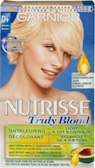 Garnier nutrisse creme entfarbung decoloration