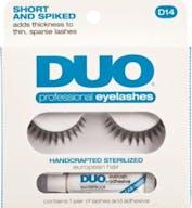 Duo Eyelash Professional Kit D14