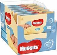 Huggies Pure Babydoekjes 560 doekjes  (10x56 stuks)