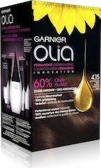 Garnier Olia Crèmekleuring 4.15 Iced Chocolate