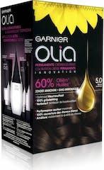 Garnier Olia Crémekleuring 5.0 Brown