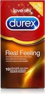 Durex Condooms Real Feeling - 10 stuks