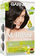 Garnier Nutrisse Pernamente Haarkleuring 10 Zwart