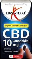 Lucovitaal CBD Cannabidiol 10mg 30caps
