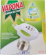 Vapona duftzerstauber green action muckenstecker