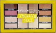 Maybelline augenschatten palette lemonade 1