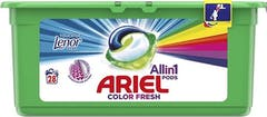 Ariel Color Fresh All-in-1 Pods - 28 stuks Touch Of Lenor