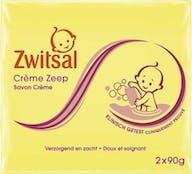 Zwitsal Baby Zeep 2 x 90 Gram