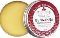 Ben anna deodorant zinn pink grapefruit 45 gramm