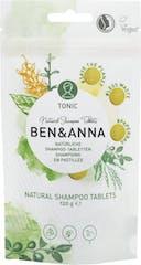 Ben & Anna Shampoo Tablets Tonic 120gr