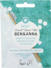 Ben & Anna Tandpasta Tablets Mint