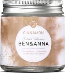 Ben & Anna Tandpoeder Cinnamon  45gr