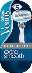 Gillette Venus Extra Smooth Scheerapparaat Platinum