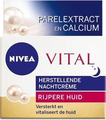 Nivea Nachtcrème 50 ml Vital Herstellend