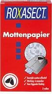Roxasect mottenpapier 2 blatt