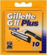 Gillette gii plus klingen 10 stuck