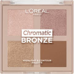 L'Oreal Paris Highlighter Chromatic Palette 01