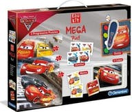 Clementoni Mega 7in1 Cadeaubox Cars