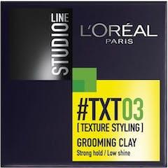 L'Oréal Paris Studio Line #TXT03 75ml Grooming Clay