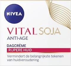 Nivea Dagcrème 50 ml Soja Vital Anti-Rimpel